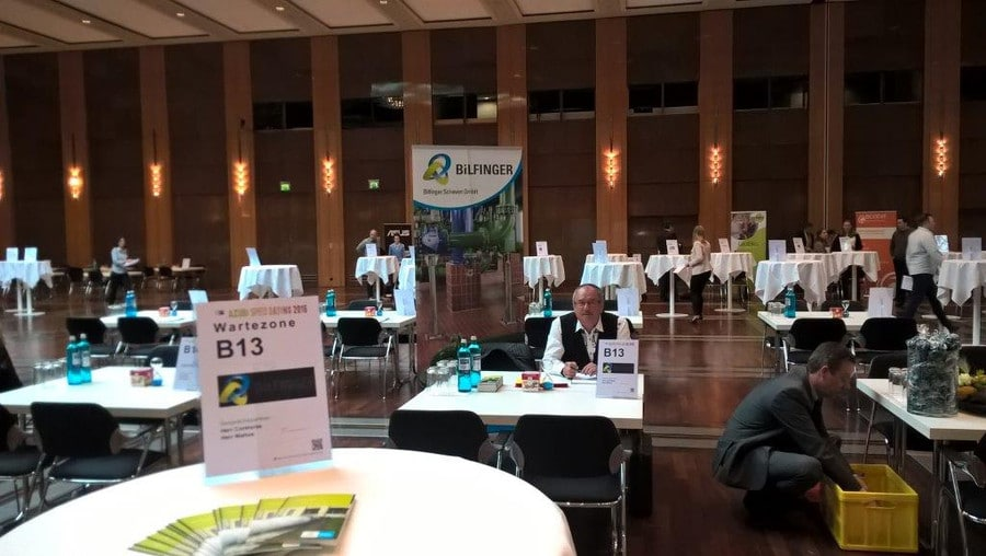 Azubi speed dating ihk köln 2014